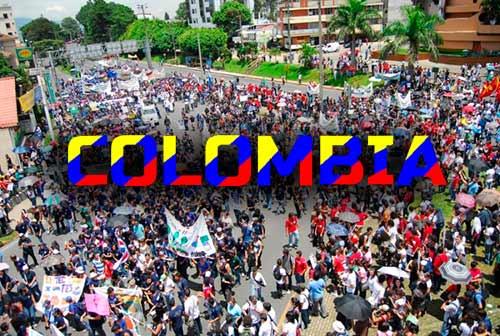 Movimientos sociales y partidos políticos en Colombia