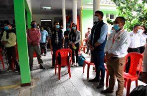 En Páez, Gobernación del Cauca realizó reunión de trabajo con alcaldía y comunidad