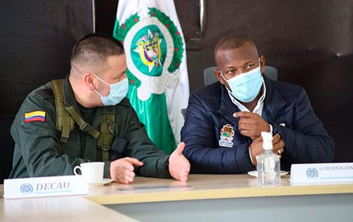 Empieza el proceso de vacunación en el Cauca