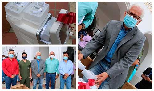 Continúa la ampliación del Hospital Universitario San José