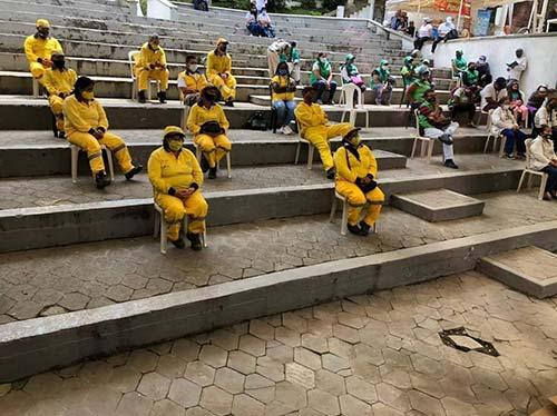 Alcaldía de Popayán vela por la seguridad y salud de los recicladores de oficio