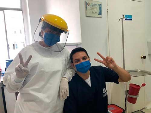 Hospital San José está listo para la próxima jornada de vacunación