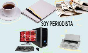 LEYENDO Y CREPITANDO, SOY PERIODISTA