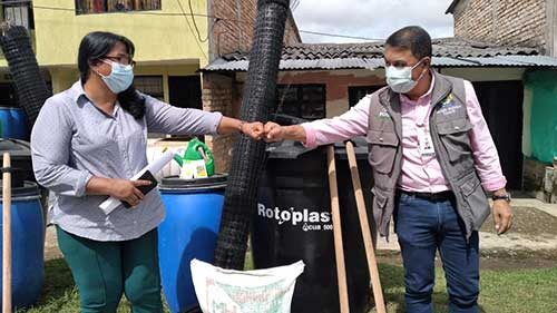 Estrategia de seguridad y salud alimentaria para emprendedores de Popayán
