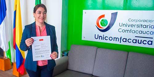 Unicomfacauca y Tecnicafé obtienen premio de Cooperación Internacional por parte de la Universidad Politécnica de Madrid