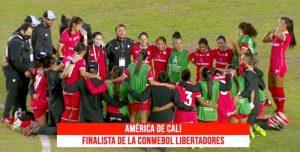 AMÉRICA ES FINALISTA DE LA COPA LIBERTADORES FEMENINA