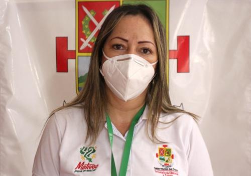 Ana María Salazar, líder de la Oficina de Atención al Ciudadano