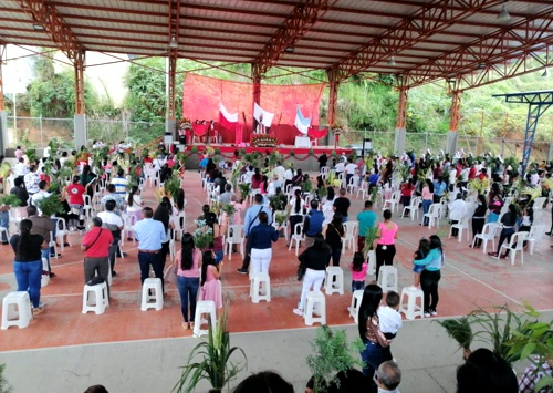 Con amplio fervor religioso inició la Semana Santa 2021 en Balboa