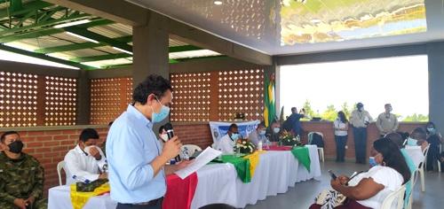 Desde Buenos Aires avanza el Plan Social del Cauca