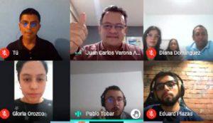 Área de Egresados realiza segunda sesión con profesionales unicaucanos en el exterior