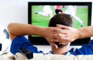 El fútbol de sofá