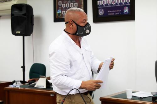 Hector Altamirano Mafla, gerente de la empresa Unión Temporal Luz de las Tambadoras - Guachené