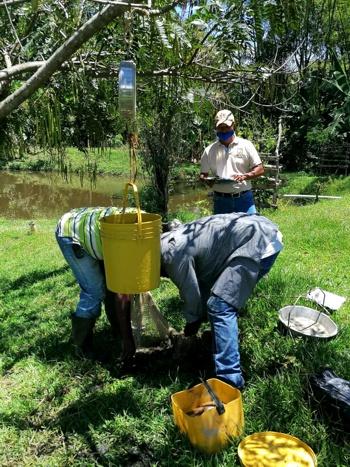 Implementan policultivo de peces en zona rural de Quilichao