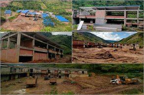 Gobernación del Cauca garantiza entrega de Infraestructura Educativa Marco Fidel Narváez en El Mango, Argelia