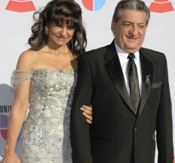 Fanny Zuleta y su esposo Jorge Oñate: amor que seguirá por la eternidad…