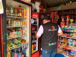Fiscalización de licores y cigarrillos en establecimientos de Popayán