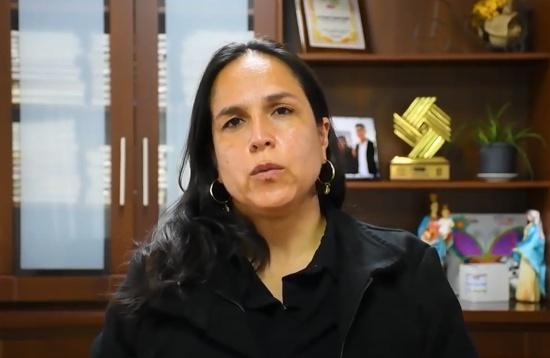 Lucy Amparo Guzmán González - Alcaldesa de Santander de Quilichao