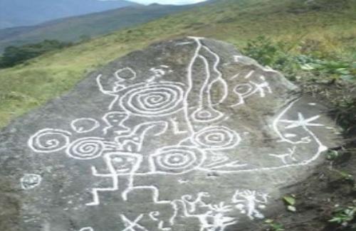 Origen de los indios surcaucanos