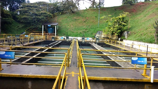 Planta de Tratamiento de Agua Potable El Arroyo - Santander de Quilichao