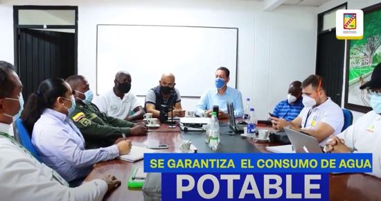 Se garantiza consumo de agua potable para Santander de Quilichao