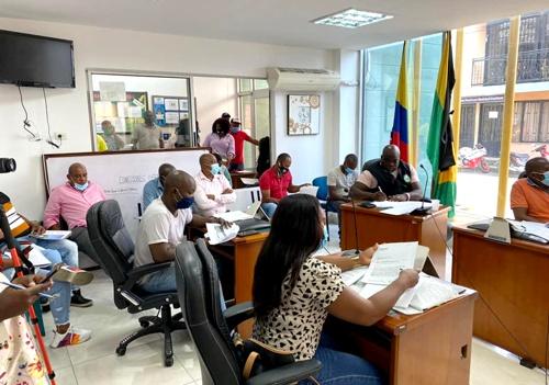 Unión Temporal Luz de las Tambadoras declarada empresa no grata en Guachené