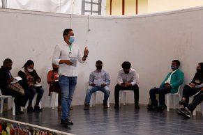 Administración Municipal fortalece la cadena productiva de Aguacate Hass