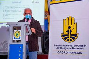 Calamidad Pública en Popayán por Ola Invernal