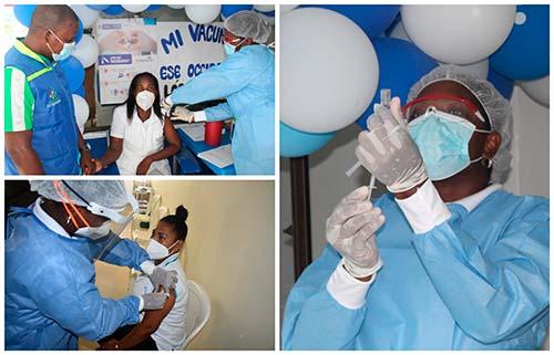 Vacunas contra el COVID-19 llegaron a la Costa Pacífica Caucana