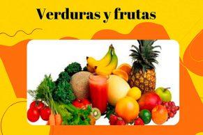 La importancia de las frutas y verduras en tu alimentación