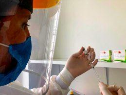 Segunda Jornada de Vacunación en el Hospital Universitario San José