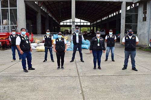Gobernación del Cauca da golpe a adulteradores y destruye más de 4 mil botellas de licor vacías