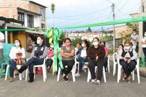 """""""Pavimento en tu Barrio"""" mejora la calidad de vida de los payaneses"""