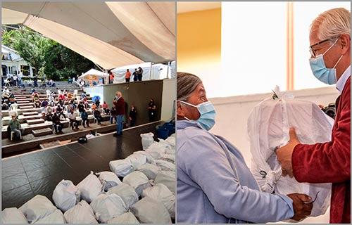 Administración Municipal beneficia con insumos a 100 familias productoras lecheras