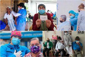 La vacunación contra el COVID-19 en el Cauca sigue avanzando