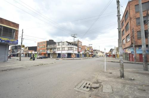 583 sancionados en Bogotá por no cumplir cuarentena