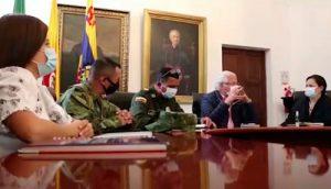 Alcalde López Castrillón anuncia más seguridad para Popayán