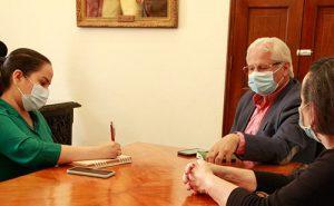 Alcalde ratifica su compromiso con la reactivación económica de Popayán