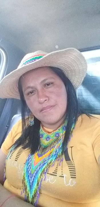 Asesinan a gobernadora indígena Sandra Liliana Peña en Caldono