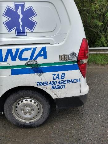 Atacan a misión médica del Cauca que se dirigía hacia Cali