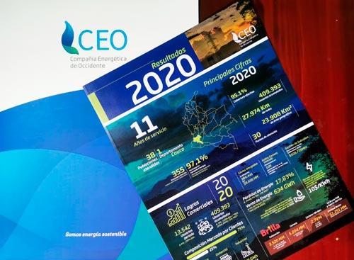 CEO líder en suministro de energía