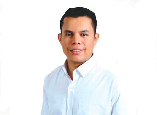 Daniel Velasco asume como Concejal de Popayán