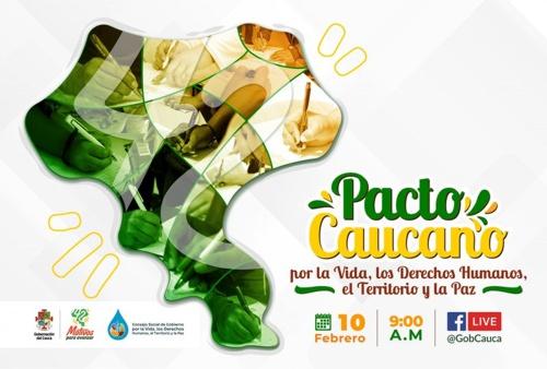 El Cauca en paz: Desafío colectivo