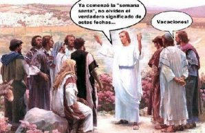 El fresco humor de Semana Santa en tiempos virales
