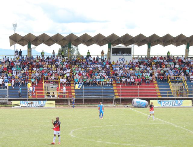 Estadio Ciro López de Popayán