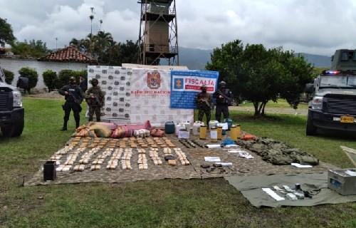 Fiscalía informó sobre captura de nueve integrantes del GAOR 'Dagoberto Ramos'