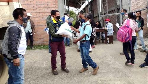 Gobernación del Cauca cumple a las víctimas del conflicto armado