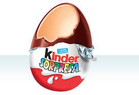 Y ese huevo Kinder.... ¿es de niño o de niña?