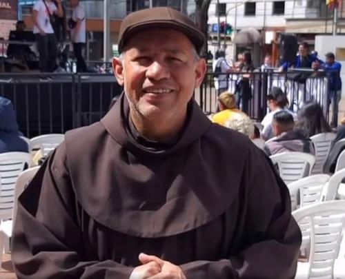 Imitaba a Jesús y quería ser como san Francisco
