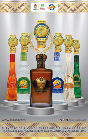 Industria Licorera del Cauca