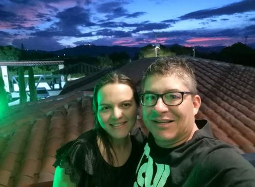 Oscar Raúl Escobar y su esposa Vivian Osorio fueron secuestrados en el norte del Cauca